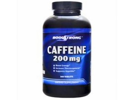 Body Strong Caffeine(200mg) 180tabs
