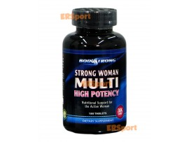 Body Strong Strong Woman Multi - High Potency (180 табл)