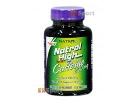 Natrol High Caffeine 200 мг (100 Табл)