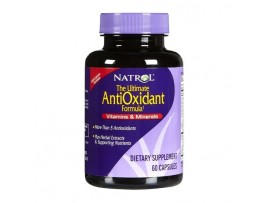 Natrol  Ultimate Antioxidant Formula (60 Caps)
