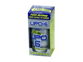 Nutrex Lipo6 (240 капс)