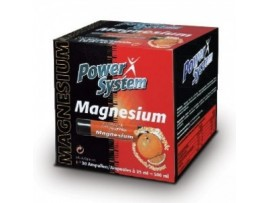 Power System Magnesium Ampullen (20 шт по 25 мл)
