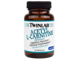 Twinlab Acetyl L - Carnitine Caps (30 капс)