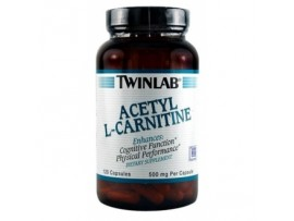 Twinlab Acetyl L-Carnitine Caps (90 капс)