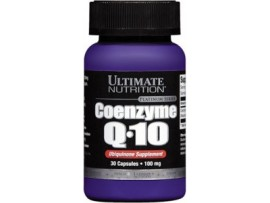 Ultimate Coenzyme Q-10  (30 капс)