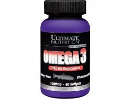 Ultimate Omega 3 1000 мг (90 softgels)