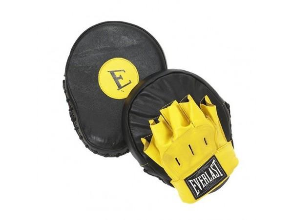 Боксерские лапы - изогнутые Evergel