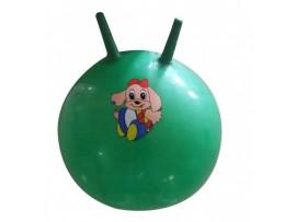 Мяч попрыгун с рожками