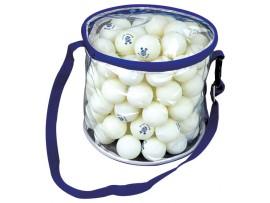 Мячи для настольного тенниса, 100 штук