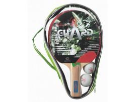 Набор для настольного тенниса Guard, 2 ракетки и 2 мяча