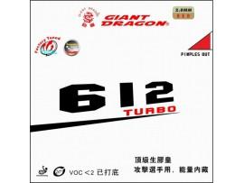 Накладка для теннисной ракетки 612 Turbo, короткие шипы