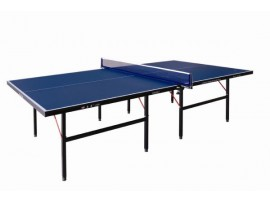 Тренировочный теннисный стол, тощина 16 мм с сеткой